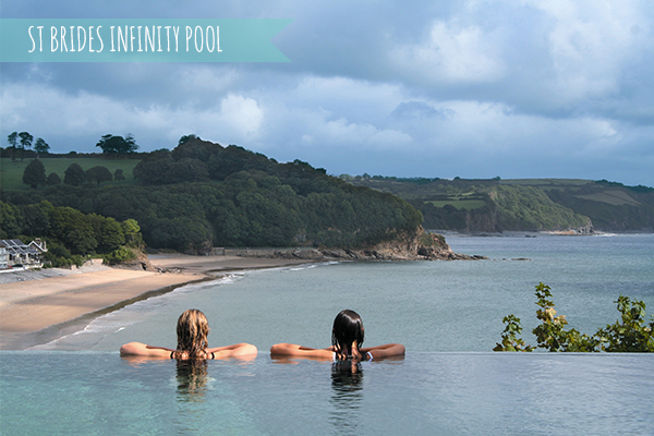 ST BRIDES INFINITY POOL